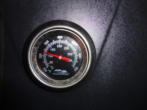 Smoker Temperature Gauge