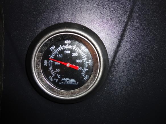Smoker Temperature Gauge