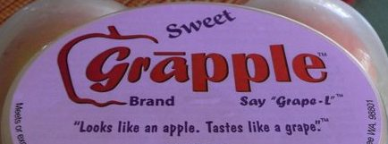 The Grapple® Label that Mislead Me